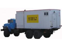 Установки массоизмерительные транспортабельные для нефтяных скважин АСМА-Т