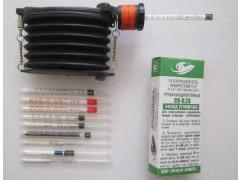 Газоопределители химические и трубки индикаторные ГХ-Е
