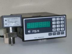 Устройства тензометрические для измерения давления жидкости и газа УТД-16