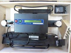 Приборы для измерения суммарного люфта рулевого управления автотранспортных средств ИСЛ-401М