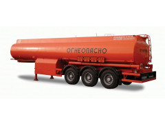 Полуприцепы-топливозаправщики БЦМ-42 мод. 96052,БЦМ-42.1 мод. 96052-01,БЦМ-42.2 мод. 96052-02,БЦМ-42.3 мод. 96052--03