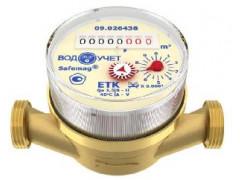 Счетчики холодной и горячей воды ETK/ETW Водоучет