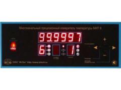 Измерители температуры многоканальные прецизионные МИТ8