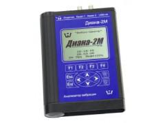 Анализаторы вибрации двухканальные Диана-2М