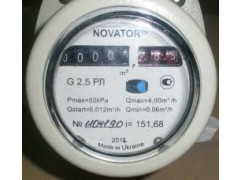 Счетчики газа роторные G2,5РЛ