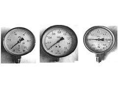 Манометры, мановакуумметры, напоромеры, тягонапоромеры показывающие МП (манометры), МВП (мановакуумметры), НП (напоромеры), ТНП (тягонапоромеры)