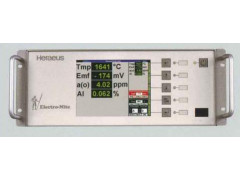 Приборы для измерения температуры жидких металлов и ЭДС датчиков активности кислорода Multi-Lab III