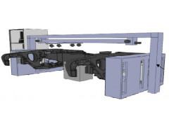 Установки роботизированные измерений геометрических параметров тележек Спрут-2