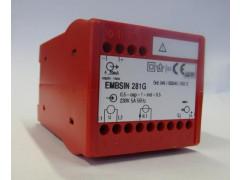 Преобразователи измерительные, фазового угла, разности фазовых углов и коэффициента мощности EMBSIN 271G (преобразователи фазового угла), EMBSIN 271GD (преобразователи разности фазовых углов) и EMBSIN 281G (преобразователи коэффициента мощности)