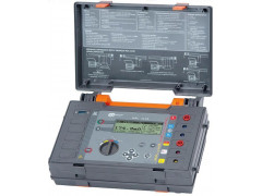 Измерители параметров электробезопасности мощных электроустановок MZC-310S
