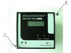 Приборы для измерений показателей качества электрической энергии Ресурс-ПКЭ