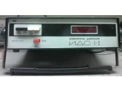 Измерители давления специальные ИДС-1-2