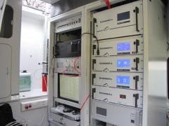 Лаборатории аналитические экологического контроля передвижные Алмаз