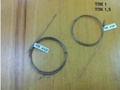 Преобразователи термоэлектрические кабельные ТПК-ТХА(К), ТПК-ТНН(N)