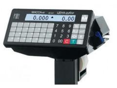 Весы электронные печатающие ВПМ