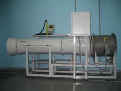 Установки аэродинамические АТ-ДСВ