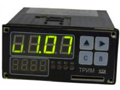 Измерители-регуляторы малогабаритные ТРИМ