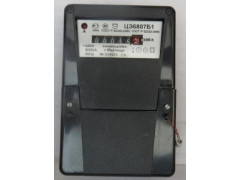 Счетчики электрической энергии однофазные электронные ЦЭ6807Б