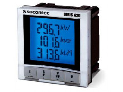 Мультиметры электронные SOCOMEC (мод. DIRIS А20, DIRIS А40, DIRIS А41)