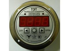 Приборы для измерения температуры электронные ТЭТ