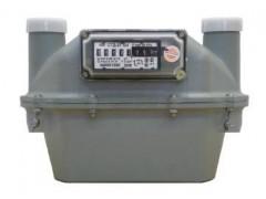 Счетчики газа диафрагменные с термокомпенсатором СГД-3Т