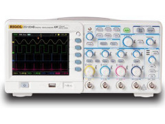 Осциллографы цифровые четырехканальные DS1000
