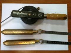 Рулетки металлические измерительные с лотом РЛ 10-У(Н)-ПХП, РЛ 20-У(Н)-ПХП, РЛ 30-У(Н)-ПХП