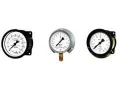 Манометры избыточного давления и мановакуумметры показывающие железнодорожные