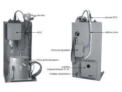 Установки для измерения объемной активности бета-излучающих инертных газов УДГБ-203