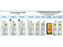 Термометры контактные цифровые ТК-5
