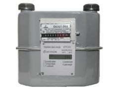 Счетчики газа мембранные с электронным корректором до 10 м3/ч G ETC мод. GS-78-02.5A, GS-77-04A, GS-77-04B, GS-84-04C, GS-84-04D, GS-79-06A, GS-84-06C, GS-76-010A
