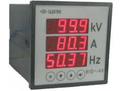 Приборы щитовые цифровые электроизмерительные ЩК96, ЩК120