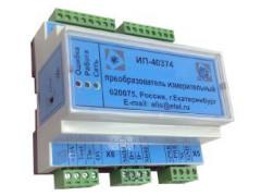 Преобразователи измерительные ИП-40374, ИП-40584I, ИП-40044