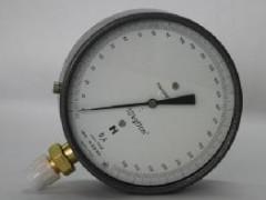 Манометры и вакуумметры деформационные образцовые с условными шкалами МО и ВО