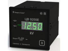 Преобразователи измерительные цифровые напряжения переменного тока ЦВ 9255