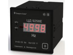 Преобразователи измерительные цифровые частоты переменного тока ЦД9258