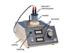 Анализаторы содержания хлористых солей в нефти 287, NSB 210