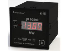 Преобразователи измерительные цифровые активной мощности трехфазного тока ЦЛ 9259