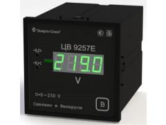 Преобразователи измерительные цифровые напряжения постоянного тока ЦВ 9257