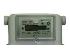 Счетчики газа бытовые с электронным термокомпенсатором СГБЭТ и СГКЭТ