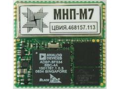 Приемники навигационные МНП-М7 ЦВИЯ.468157.113