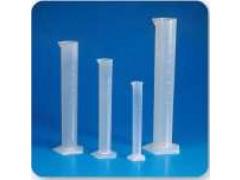 Цилиндры мерные пластиковые