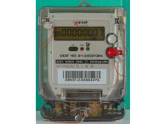 Счетчики электрической энергии статические однофазные СКАТ 105