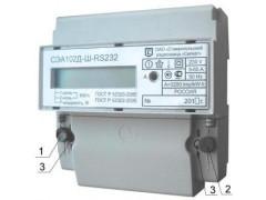 Счетчики электрической энергии СЭА102