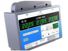 Измерители электрических параметров качества, мощности и количества электрической энергии телеметрические LPW-305