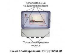 Система автоматизированная информационно-измерительная коммерческого учета электрической энергии ПС 220/110/35 кВ Пенза-1