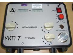 Приборы контрольные для измерения параметров респираторов и аппаратов искусственной вентиляции легких УКП-7