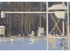 Снегомеры автоматические бесконтактные НАСТ