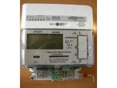 Счетчики электрической энергии однофазные Альфа AS300
