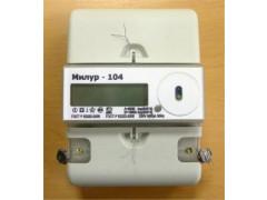 Счетчики электрической энергии статические Милур 104